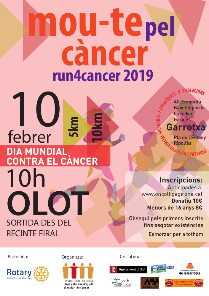 Run4cancer 2019