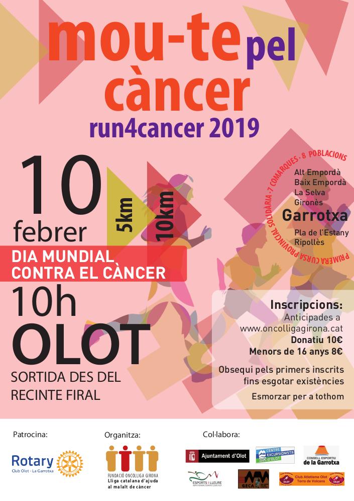 Run4cancer 2019